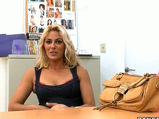 Hey guy's! We got a sweet Back Room mother I'd parallel to to fuck this day. This fine arse mother I'd parallel to to fuck named Jazella Moore came into my office. Jazella is really cocky and likes to fuck! That Babe has a priceless round gazoo with lean curves for an older women. This Babe pretty much just came to fuck and it didn't take a entire lot of time. In A Short Time this playgirl was on her knees giving me a wonderful slow at full tilt job! Her wet crack was parallel to a super soaker it was amazing! U gotta check this shit out! -Joey