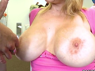 Consent and watch Charlie Chasee pull a wang left and right, up and down until the schlong blows a huge load on 'em large natural billibongs. This Babe even licks the cum of the tip. Have A Fun!