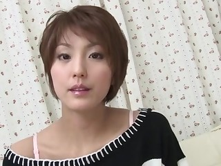 Horny slut deperately needs a large wang to engulf and get fingered